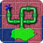 Water Connect - Pipes Puzzle