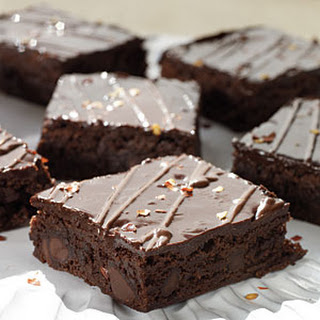 Chile Caribe Brownies