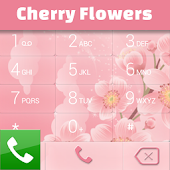 ExDialer Cherry Flowers