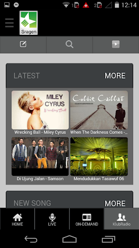 【免費音樂App】Rasika FM - Sragen-APP點子