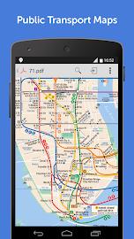 Subway, Bus Live Info: Moovit Screenshot 8
