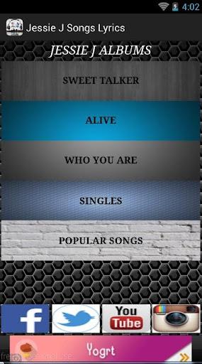 Jessie J Songs