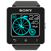 High Wheel Clock Smartwatch 2
