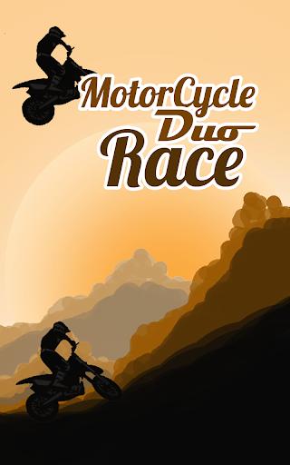 Motorcycle Racing Duo