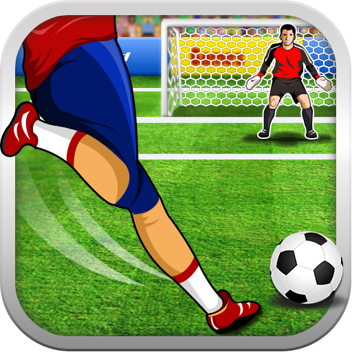 Penalty Shootout-Golden Boot LOGO-APP點子