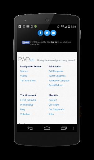 免費新聞App|Fwd.us|阿達玩APP