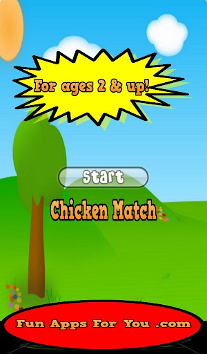 Chicken Match Game