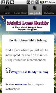 Weight Loss Buddy- screenshot thumbnail