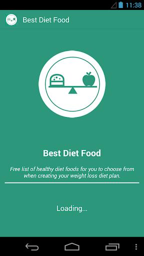Best Diet Food