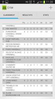 Screenshot of Handball - Hand Score