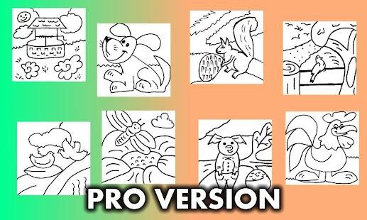 Toddler Coloring Book Free Screenshot Thumbnail