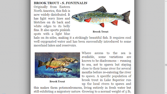 Fly Fishing Encyclopedia screenshot 16