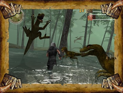 Dinosaur Assassin Pro Screenshot