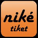 Niké Tiket logo