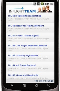 The InFlight Team - screenshot thumbnail