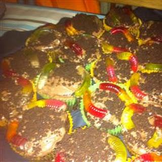 Gummy Worm Cake Recipes.
