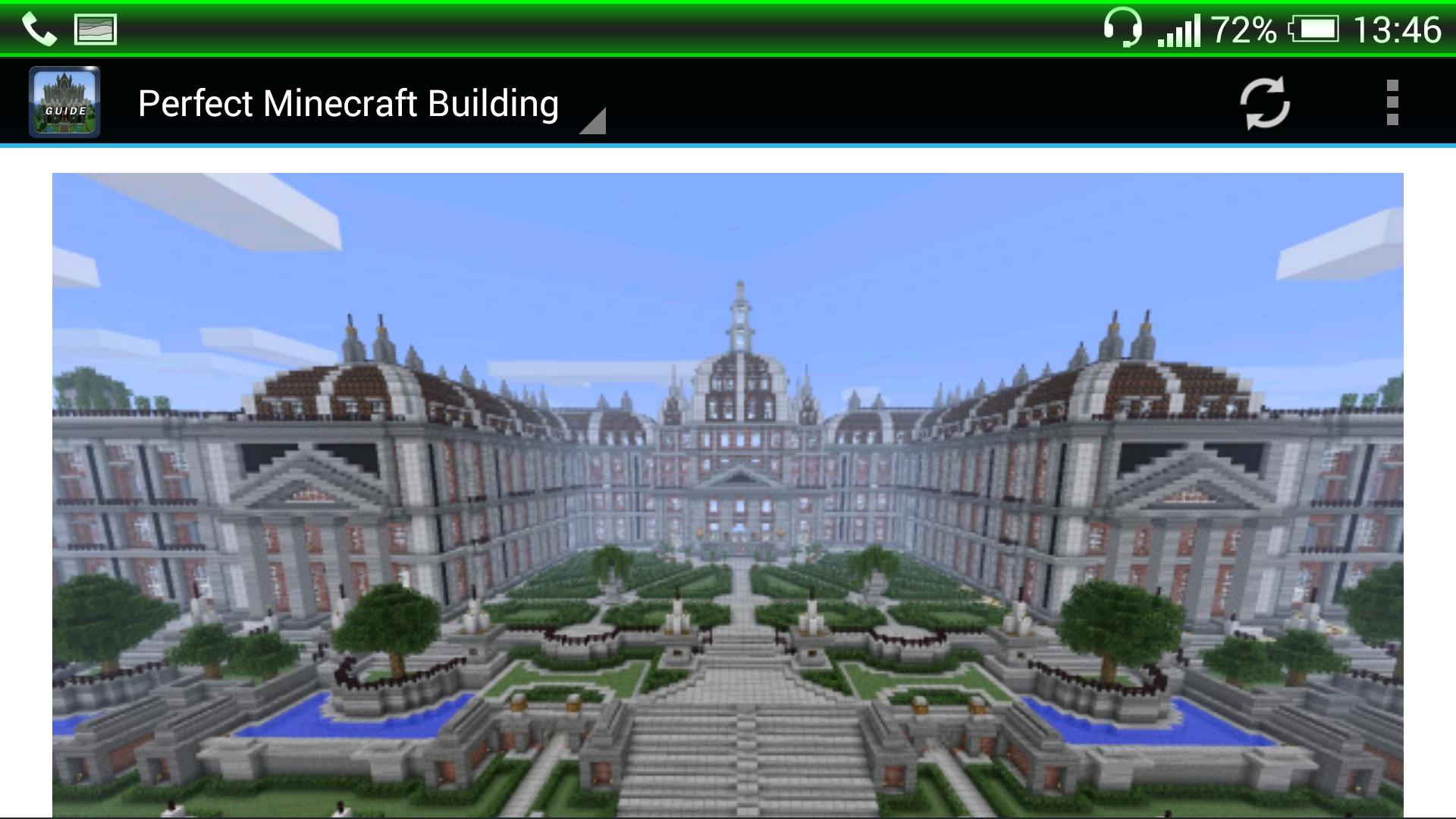 скачать майнкрафт perfect minecraft building