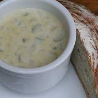 Ivar's Clam Chowder