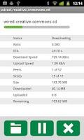 Screenshot of µTorrent®  Remote