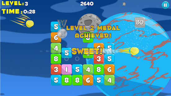 Multiplication Blocks - screenshot thumbnail