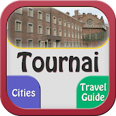 Tournai Offline Map Guide