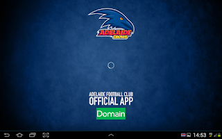 Screenshot of Adelaide Crows Official App