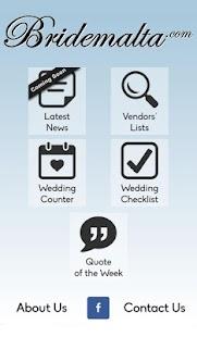 Bridemalta.com screenshot