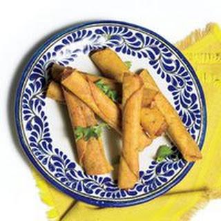 Chorizo-and-Potato Taquitos.
