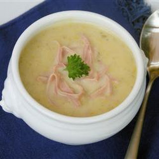 German Leek and Potato Soup.