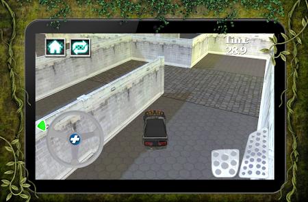 the maze parking simulator 3D 1.1 screenshot 1587192