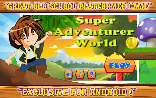 Super Adventurer World