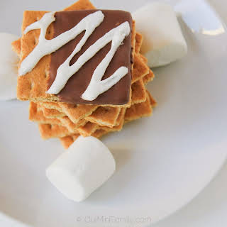 Deconstructed S'mores.