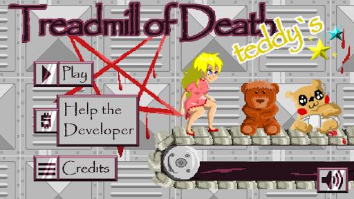 Treadmill of Death: Teddy's