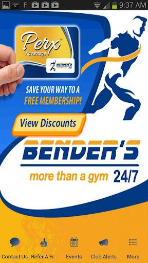 Bender's Gym AL