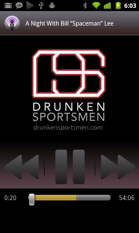 The Drunken Sportsmen - screenshot