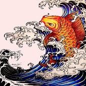 Japanese Tattoo Design V4