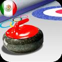 Olímpicos De Invierno: Curling icon