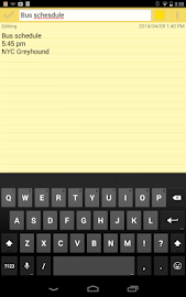 ColorNote Notepad Notes Screenshot 7