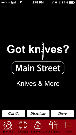 Main Street Knives and More