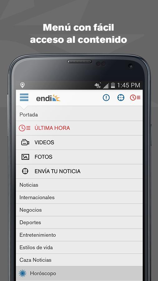 El Nuevo Día: captura de pantalla