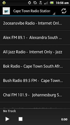 Cape Town Radio Stations