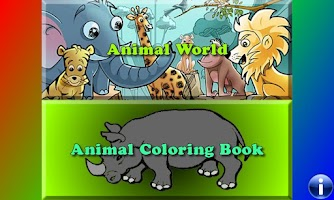Screenshot of The animal world for toddlers!