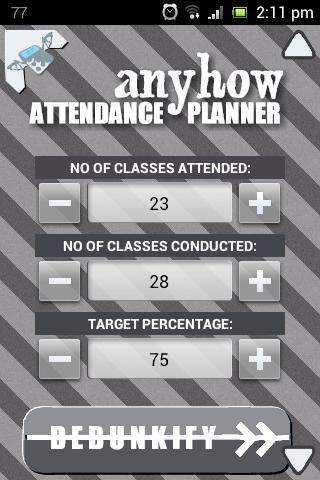 anyhow attendance planner on google play reviews stats