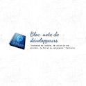 Bloc-Notes de développeurs logo
