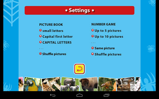 Picture Book Animals FREE Apk Download 3