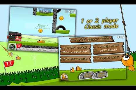 Crazy Golf Ish- screenshot thumbnail