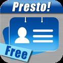 Presto!BizCard Free icon