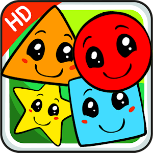 Learn shapes games for kids for PC and MAC