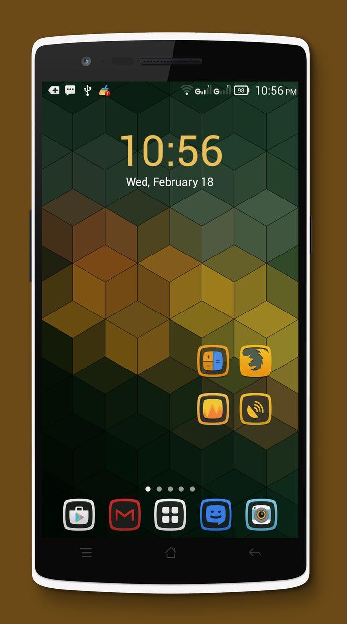 Tembus - Icon Pack Screenshot 2