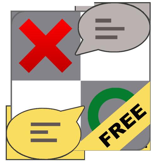 TicTacToe Play & Chat 2 棋類遊戲 App LOGO-硬是要APP